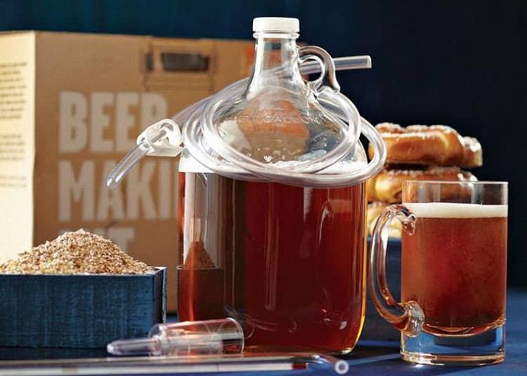 Как сварить домашнее пиво на квасном сусле