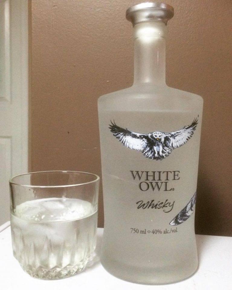 """""""белая сова на спирте органик"""": вкус, рожденный гармоний природы"""