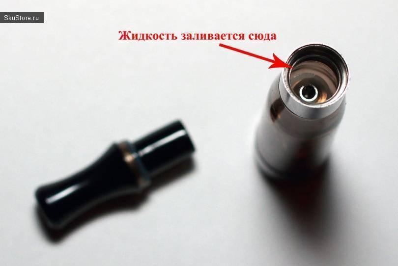 Как заправить электронную сигарету жидкостью: разные способы