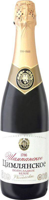 Цимлянское шампанское – гордость русских производителей вина + видео | наливали