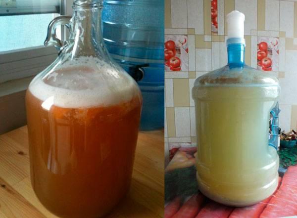Питьевая брага и медовуха в домашних условиях