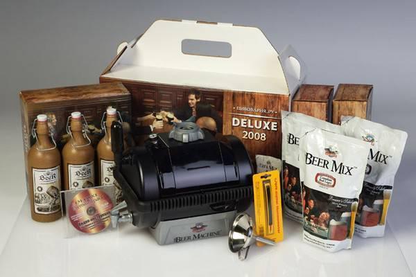 Набор для изготовления пива в домашних условиях можно купить в подарок - alex brewer - всё для домашнего пивоварения