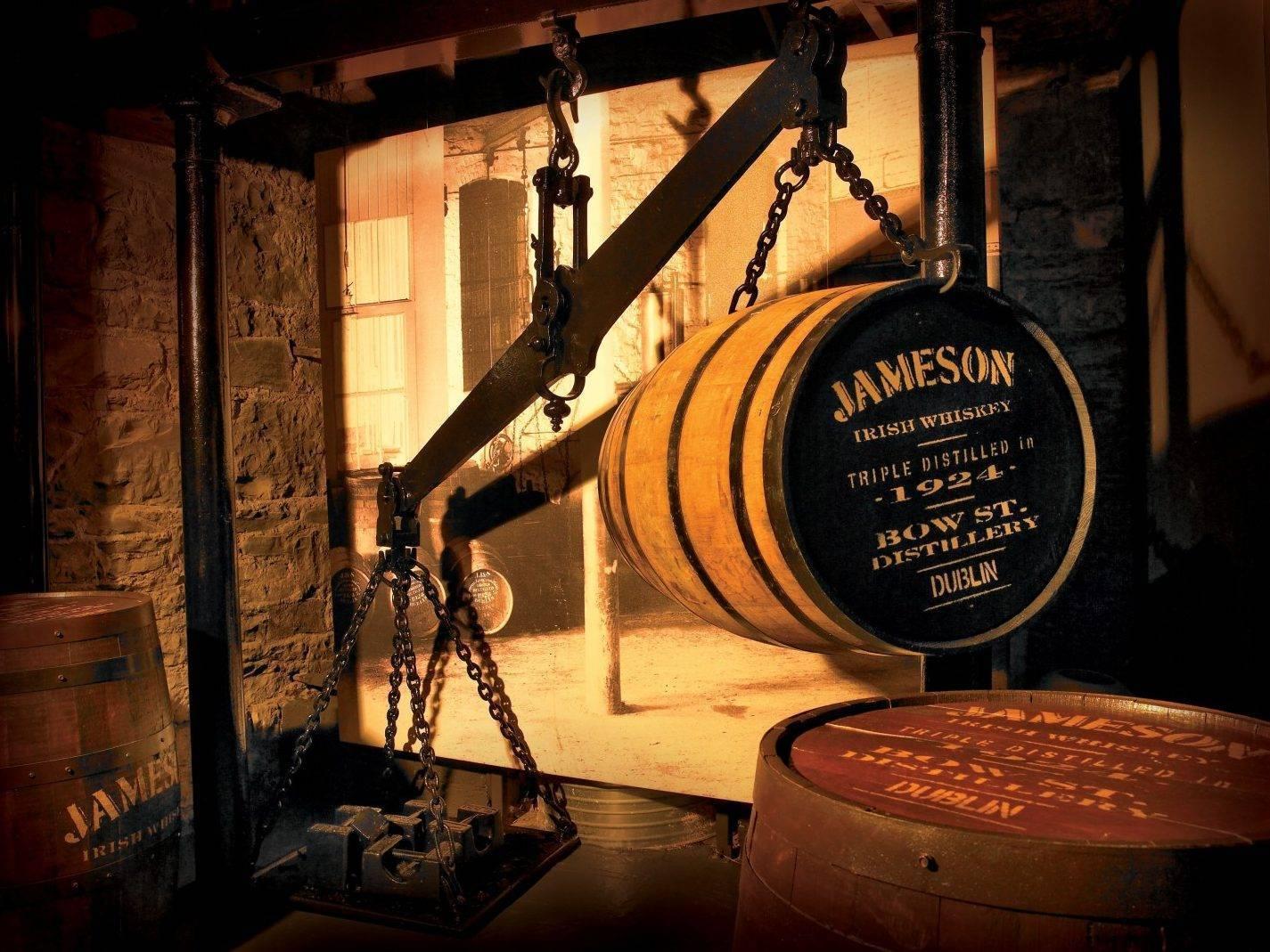 Виски Jameson: история и секреты производства