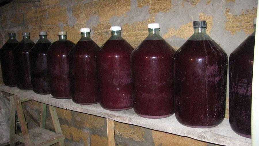 Креплёное вино в домашних условиях