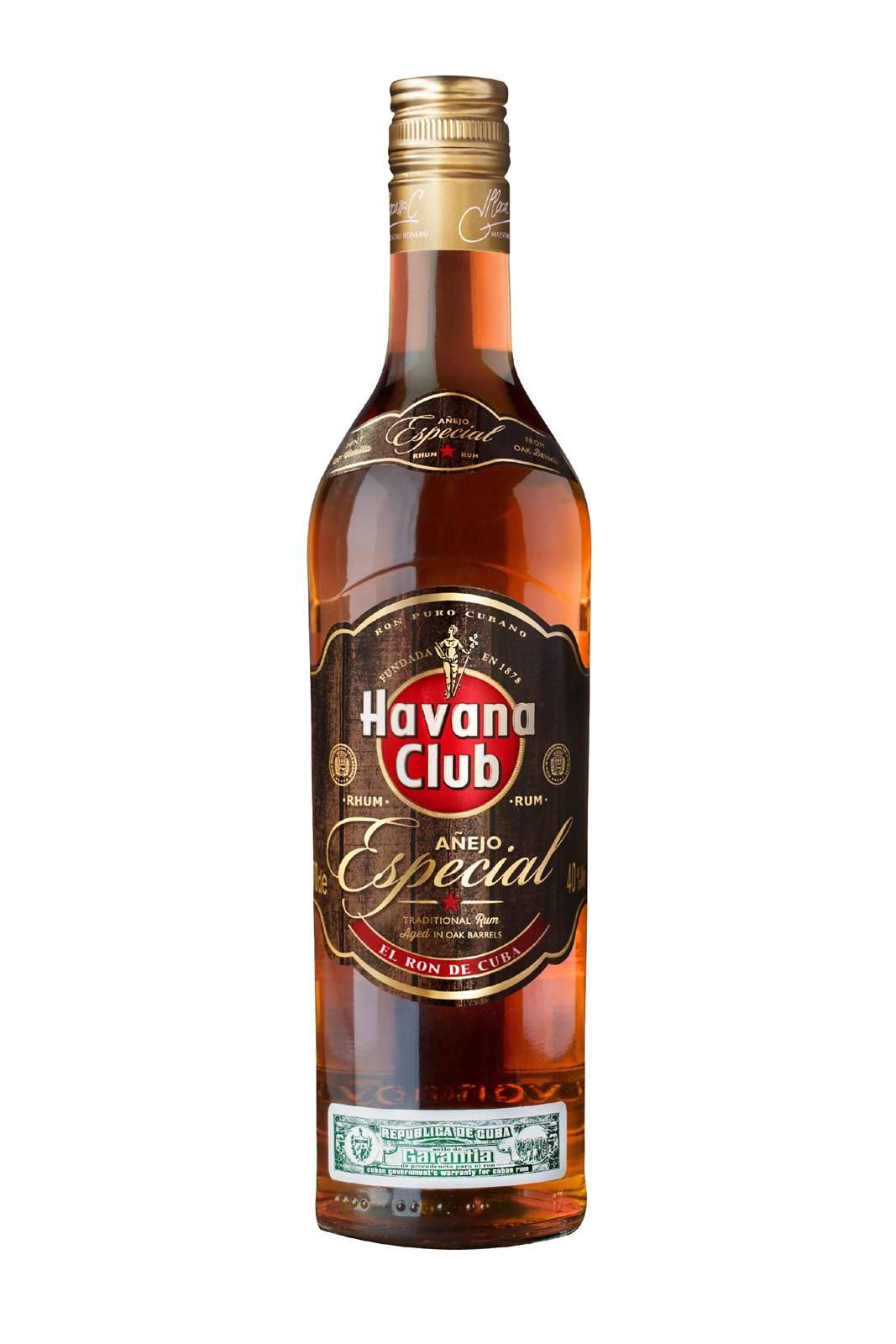 Havana club (гавана клуб): особенности кубинского рома и обзор линейки бренда