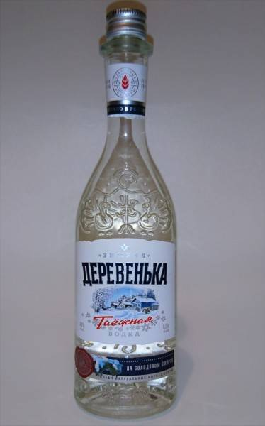 Деревенька («derevenka»)