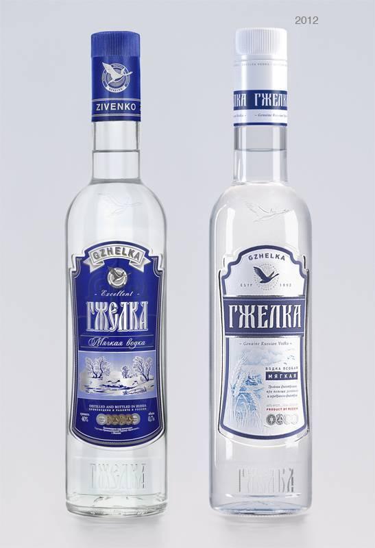 Гжелка («gzhelka»)