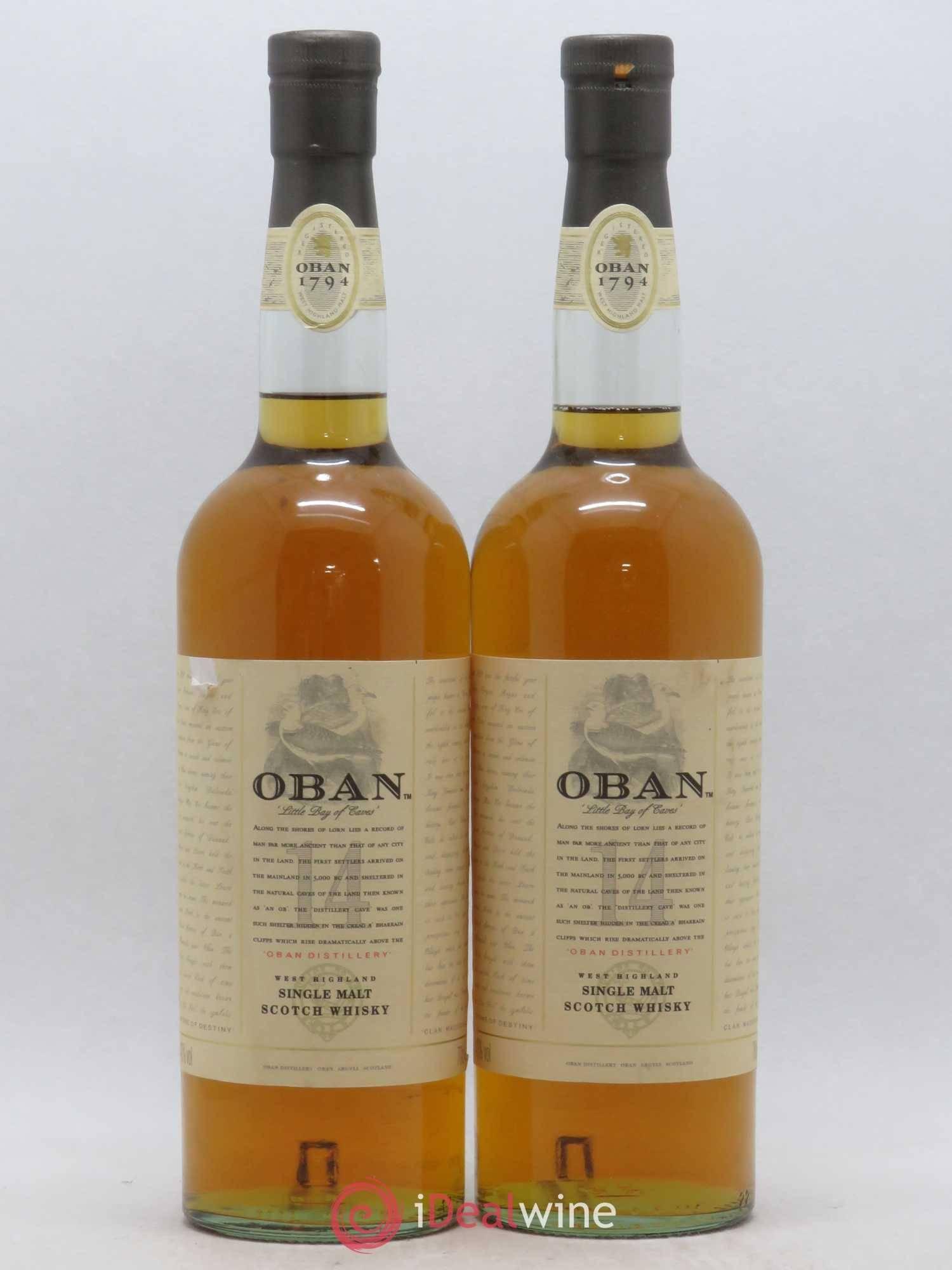 Обзор виски oban (обан)