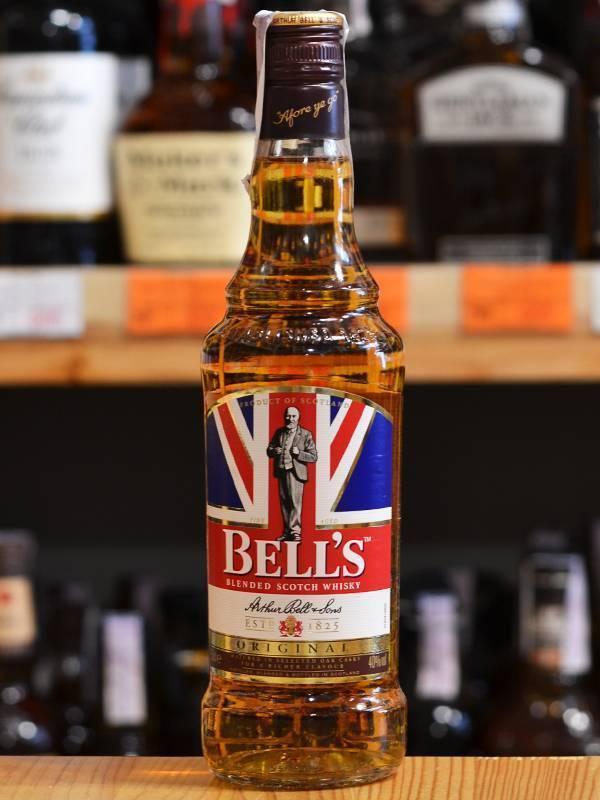 Дегустационные характеристики виски «беллс»
