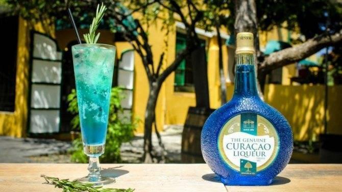 Блю кюрасао (blue curacao): технология производства голубого ликера, описание его видов и марок (de kuyper, bols, wenneker и других) | mosspravki.ru