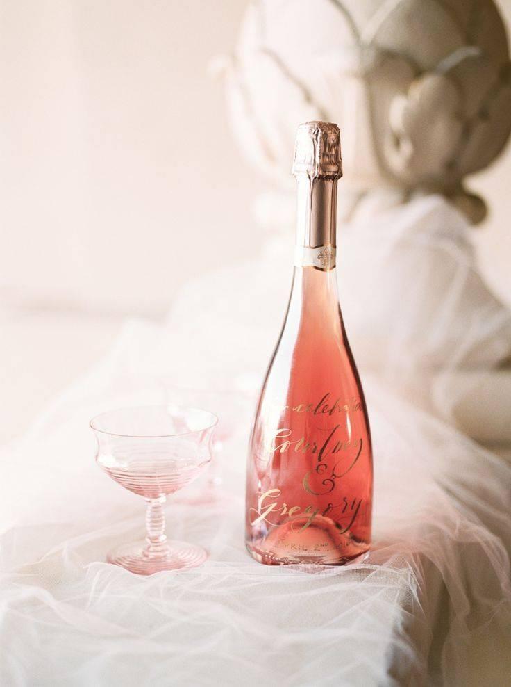 Розовое игристое вино что это, обзор вкуса 8 популярных марок