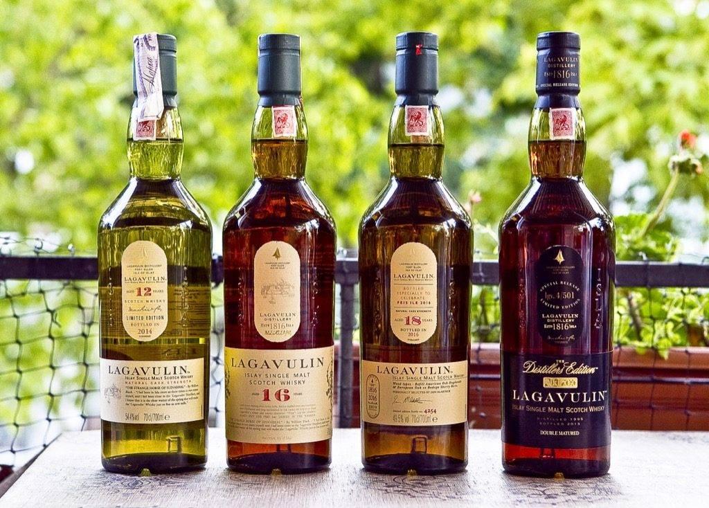 Виски лагавулин: виды, цена