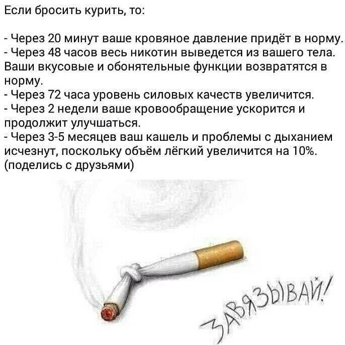 10 причин бросить курить
