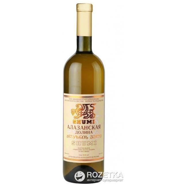 Вино «алазанская долина». история и дегустационный обзор напитка