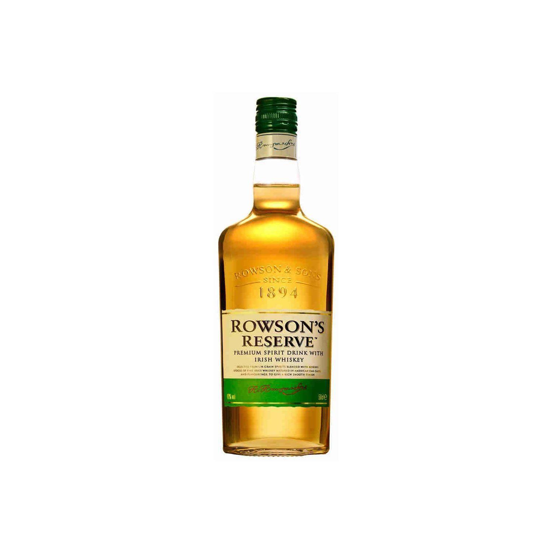 Виски роусонс резерв (rowson`s reserve) — стоимость вискового напитка, мнения покупателей