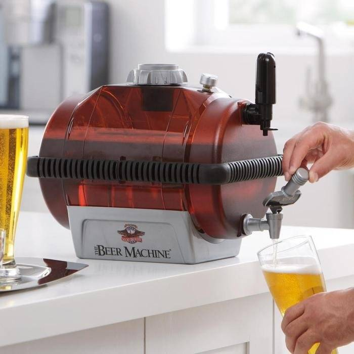 Как выбрать хорошую домашнюю пивоварню