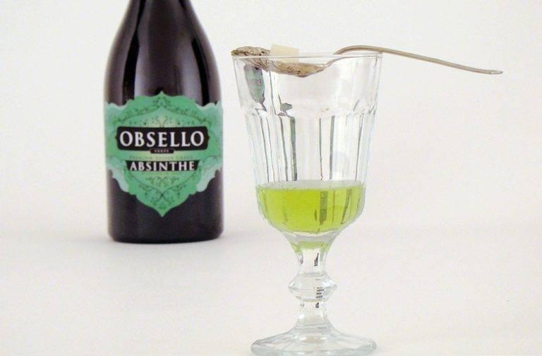 Как правильно пить горящий абсент в домашних условиях?