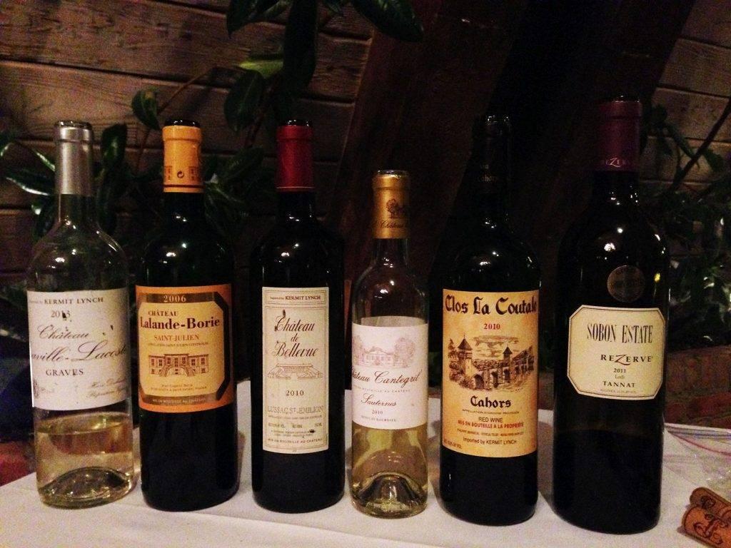 Белое французское вино, топ 9