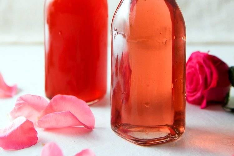 Наливка из лепестков розы в домашних условиях рецепт - тут вкусно