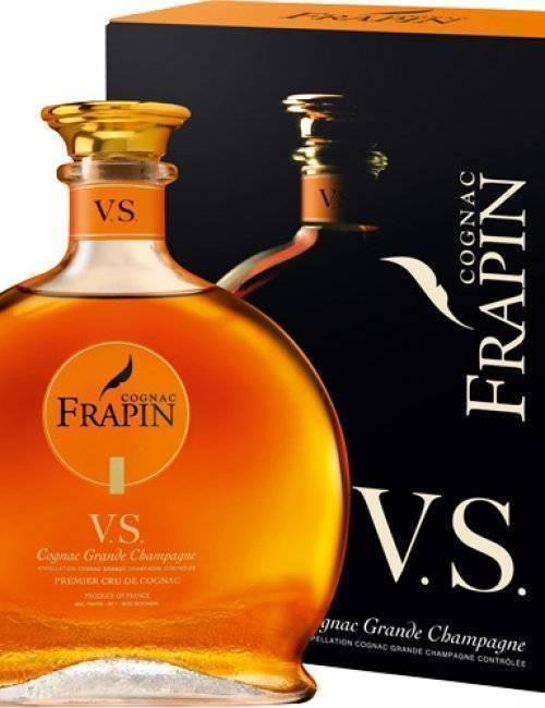 Коньяк Фрапен (Frapin) — описание и цена разных видов напитка