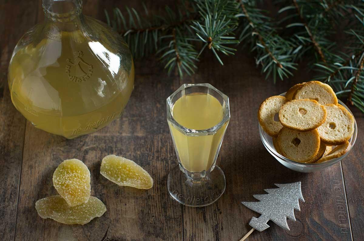 Мед и водка – для организма ценная находка!