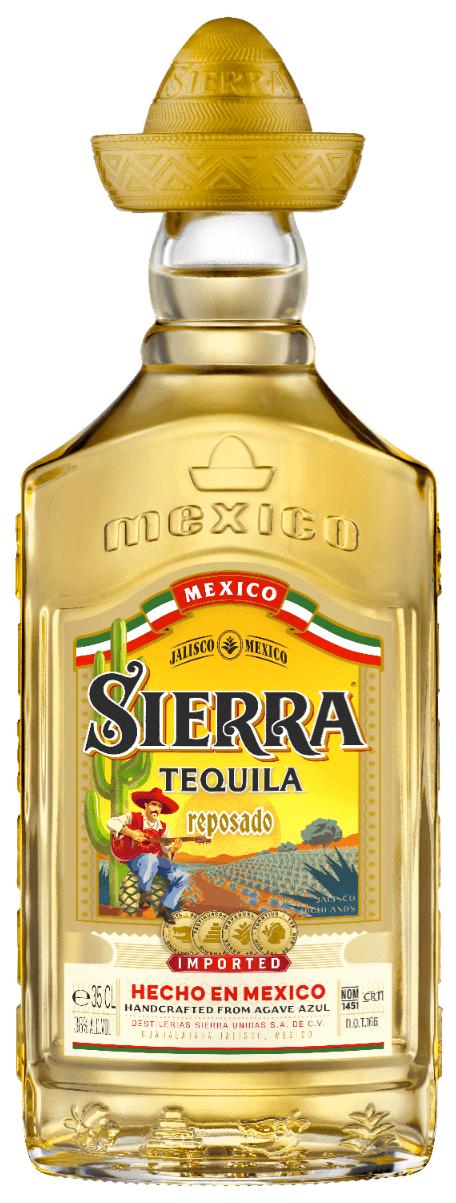 Текила сиерра (sierra): история создания и виды