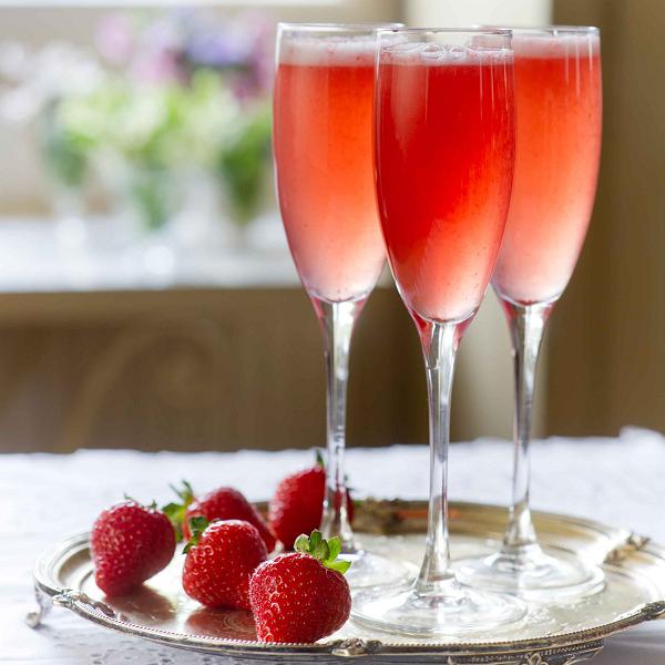 Лучшие коктейли с вином