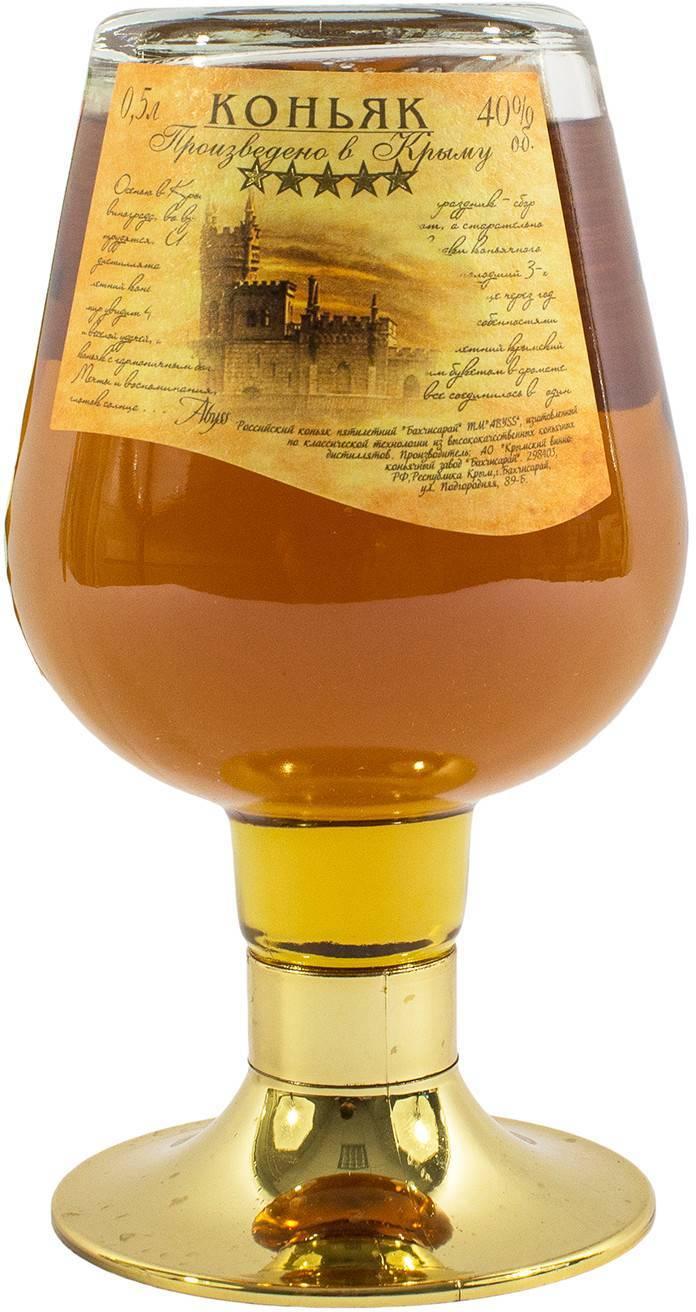 Коньяк «бахчисарай»: описание, виды, цена – как правильно пить