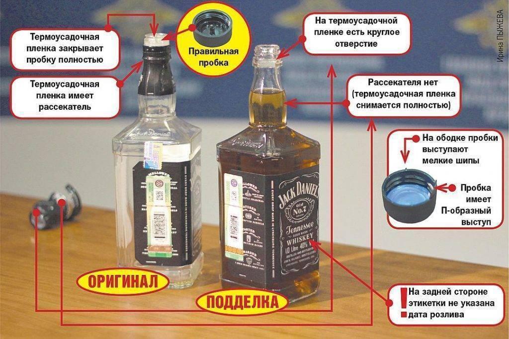 Jack daniels подделка: лучшая статья (24 фото бутылок), 100% способ