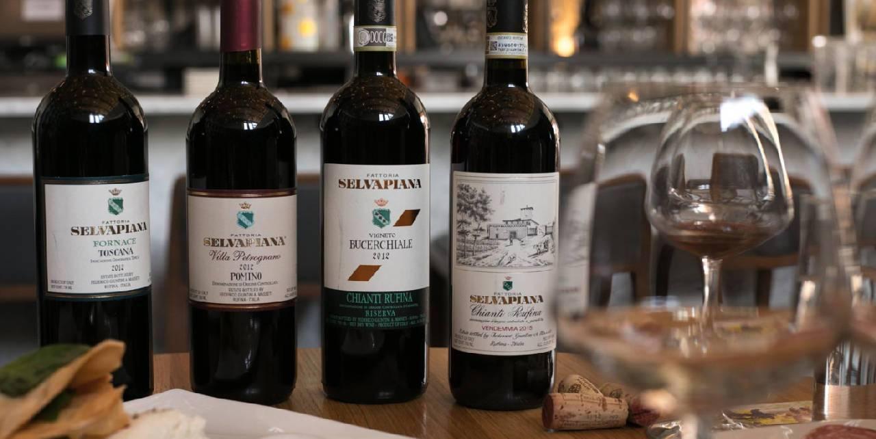 Супертосканские вина – италия по-русски