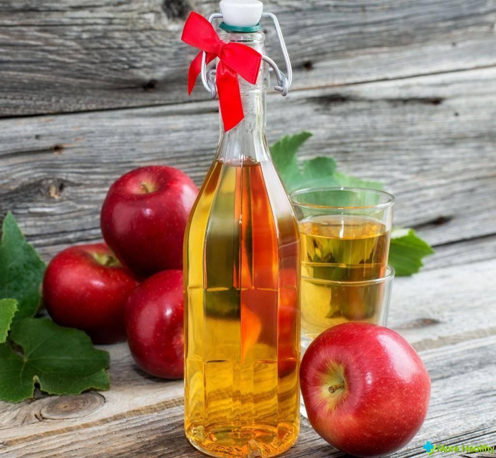 Как сделать яблочный уксус без дрожжей