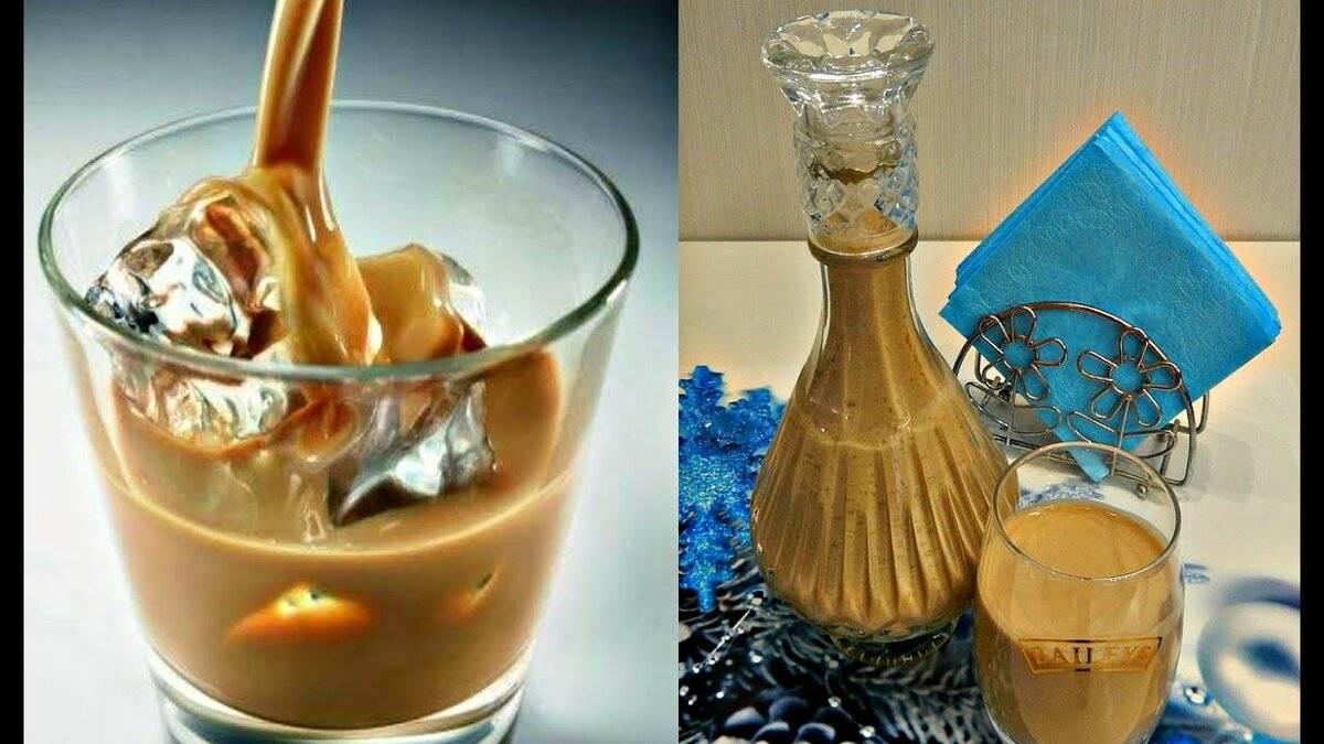 Ликер бейлис: 5 рецептов в домашних условиях