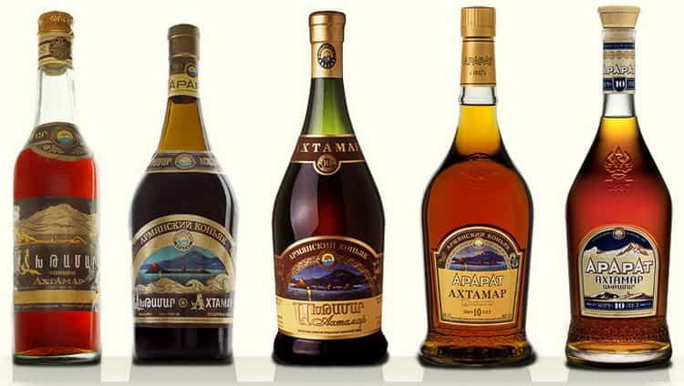 Армянский коньяк: марки, бренды, звезды и отзывы