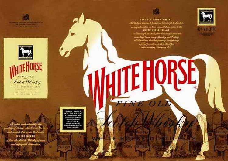 Виски white horse (вайт хорс): «противоречивый» купажированный скотч родом из шотландии | inshaker | яндекс дзен