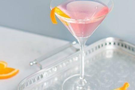 Как приготовить коктейль Космополитен