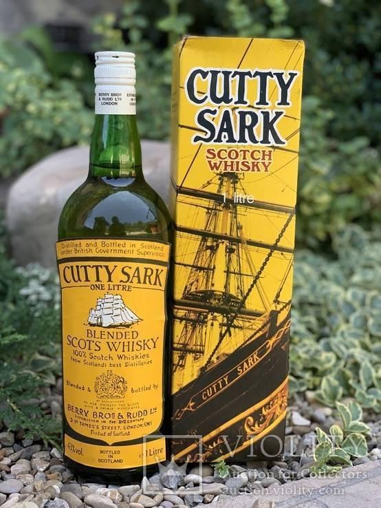 Обзор виски Cutty Sark (Катти Сарк)