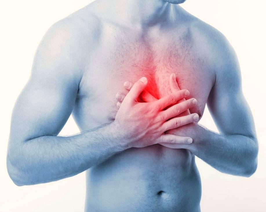 Жжение в груди слева. боль и жжение в грудной клетке слева | здоровье человека