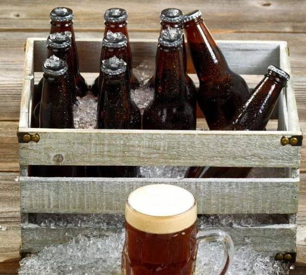 Как, где и сколько можно хранить пиво. температура и места ~ полезные советы