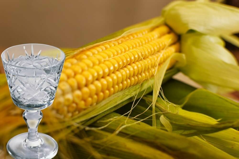 Самогон из кукурузы: технология приготовления