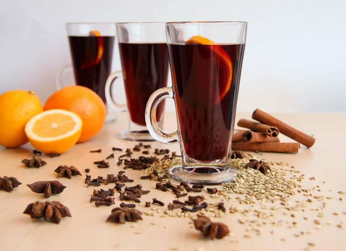Как и с чем пить глинтвейн: правила пития