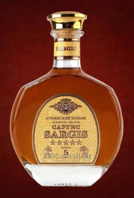 Коньяк «саргис (sargis)»: описание, история и виды марки