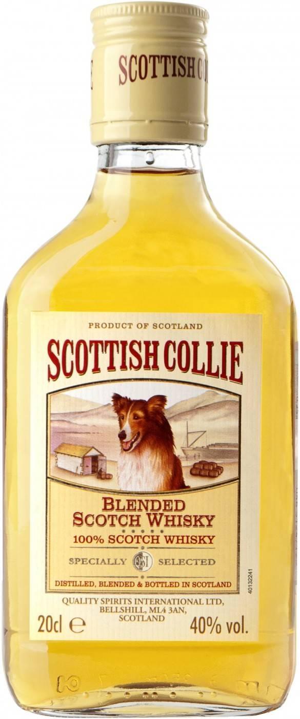 Виски «скоттиш маунтинз» (scottish mountains) купажированный 0,7л крепость 40%
