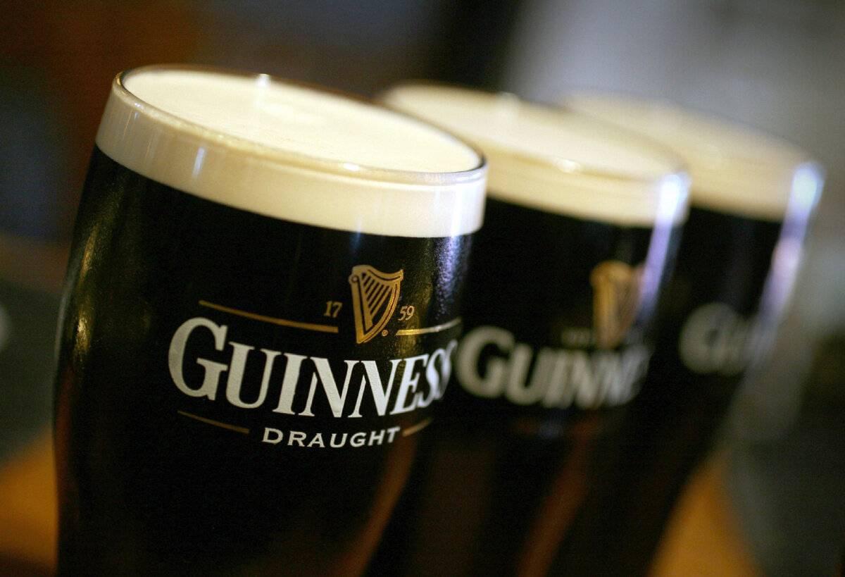 Пиво гиннес: топ-10 фактов об этом знаменитом напитке из ирландии - моя ирландия