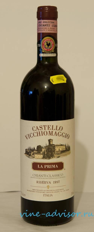 Что такое кьянти вино?
