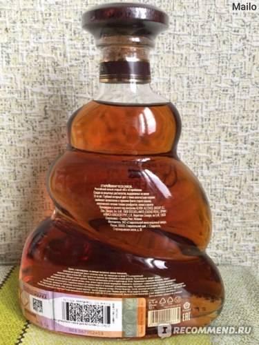 Коньяк старейшина | как отличить подделку по бутылке | 3, 5, 7, лет