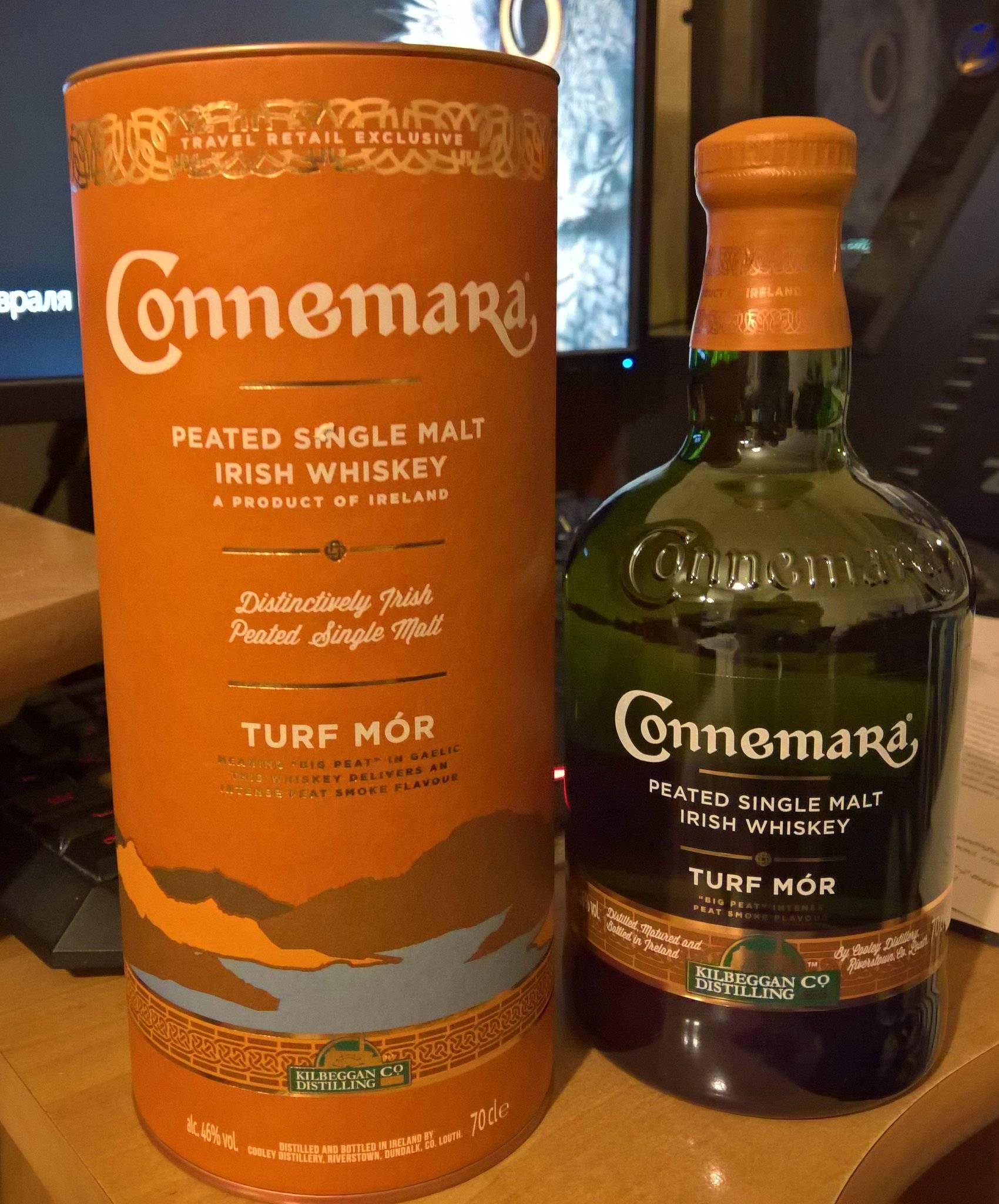 Обзор марок ирландских виски
