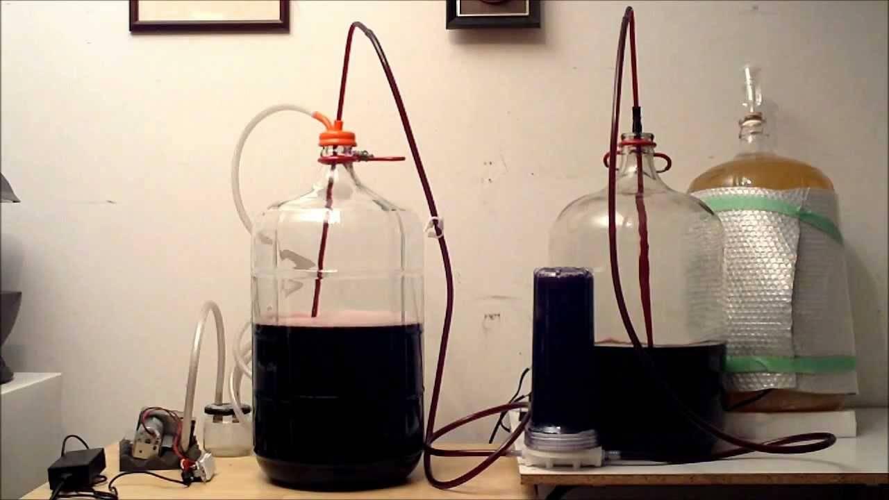 Сивушные масла в домашнем вине необходимо очищать грамотно