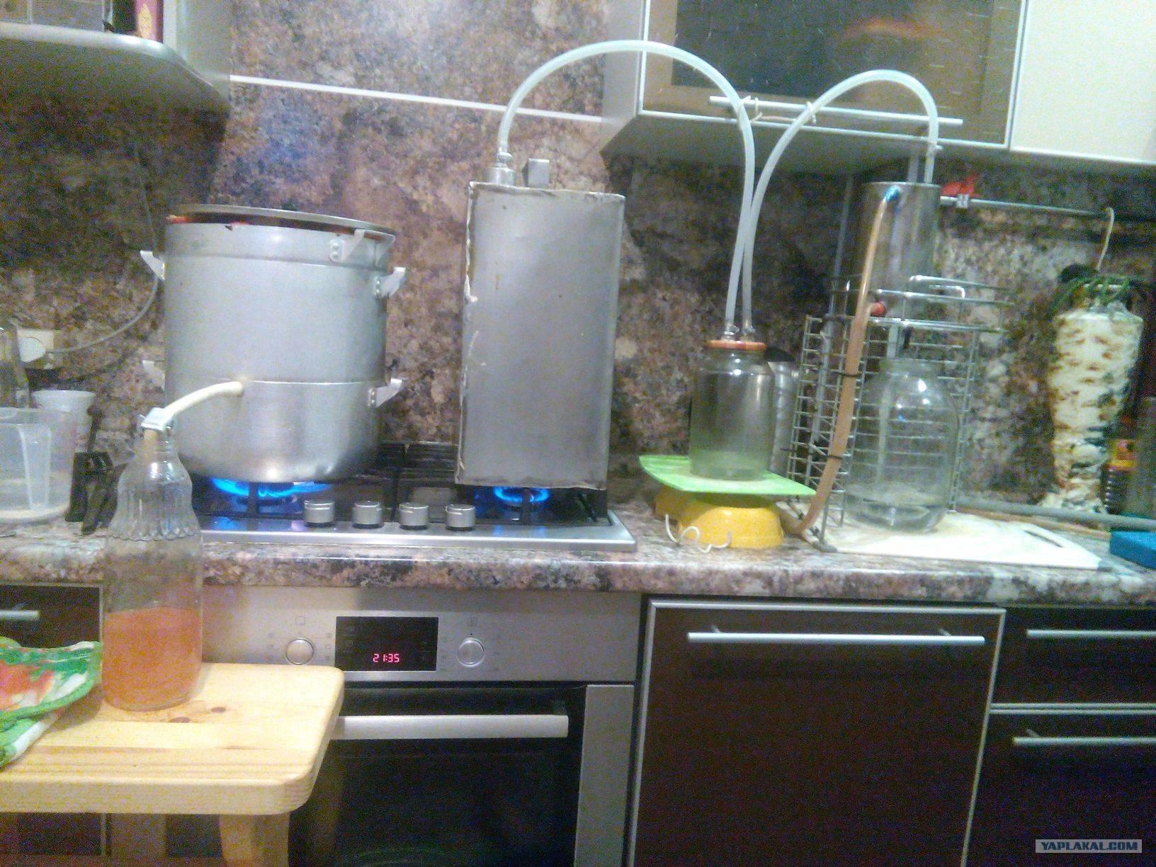 Как правильно гнать самогон в домашних условиях? весь процесс по шагам