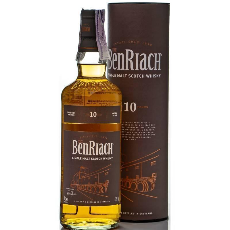 Что представляет собой виски benriach? - я узнаю...