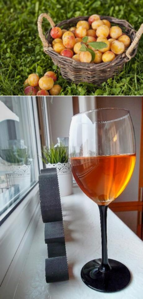 Наливка из алычи: 4 рецепта в домашних условиях